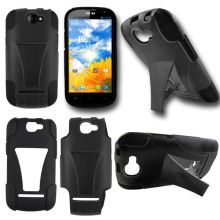 hybrid kickstand back cover combo case for Motorola Droid Ultra XT1080