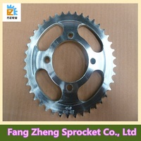 China Motorcycle Spare Part Chain and Sproket Kit