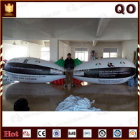 Custom design inflatable advertising airship model for sale