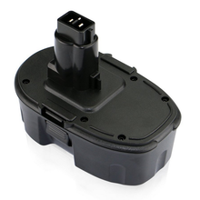 Replacement power tool battery for dewalt 18V battery