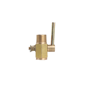 Standard cast copper agricultural machinery diesel engine fuel tap