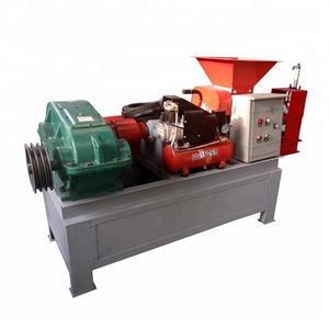 Factory Direct Sale Sawdust bbq charcoal briquette machine coal briquette press machine