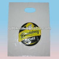 Black plastic shopping bags wholesale