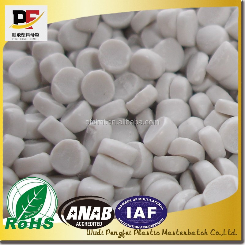 Caco3 Filler masterbatch For Film Blowing and lower the cost