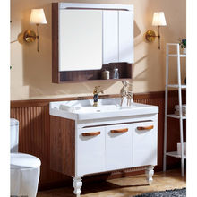 wall mount makeup bathroom shower cabinet