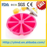 Silicone cake mould cookie cup/microwave silicone cake mould/silicone jelly cake mould