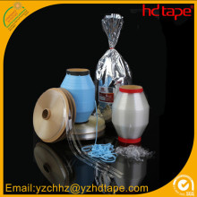 clear elastic tpu tape shoulder tape