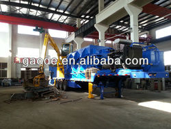 Waste Vehicle Recycling Baler