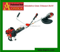 2-stroke shindaiwa handheld hedge trimmer B45LA brushcutter with CE