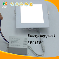 New products 2015 innovative products emergency bulbs led panel light China supplier