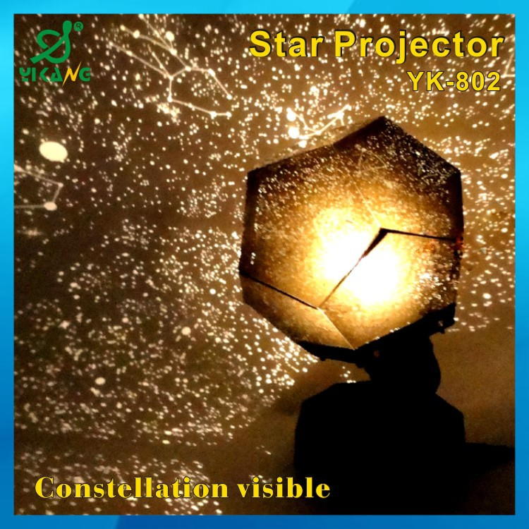 2015 New Product Star light Star constellation projector