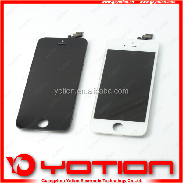 display digitizer for iphone 5 5g mobile phone lcd