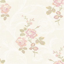 Flower 3d panel drawing wallpaper decorative non woven living walls