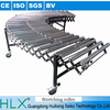 Powered Felxible Expandable Roller Conveyor For