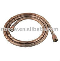 stainless steel flexible hose (Red bronze)