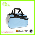 tote light sky blue microfiber travel bags