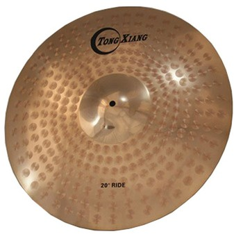 B8 copper cymbal cheap practice cymbals for drummer