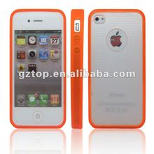 For iphone 4s double injection 2012 new cellphone cover