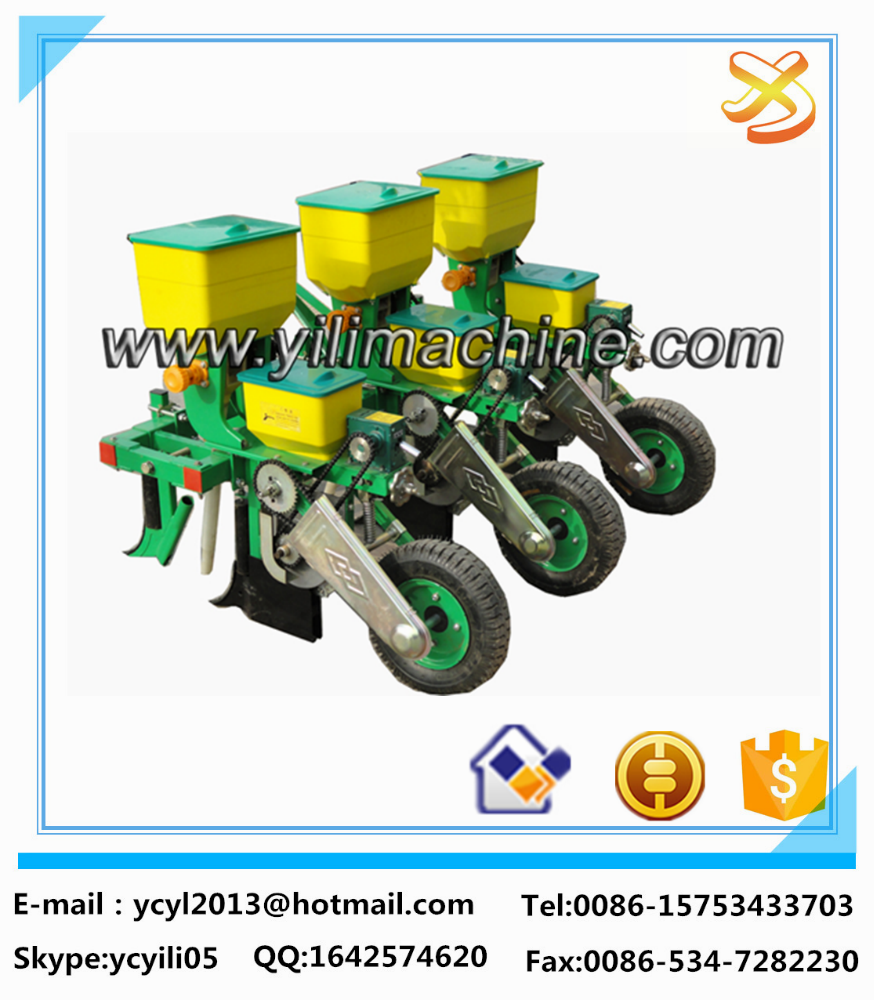 Six Rows Maize Planter/Corn Seeder With Fertilizer