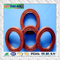 front crank shaft rubber oil seals
