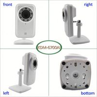 2013 New Arrival Mini WIFI wireless ip camera cool cam for Home Security