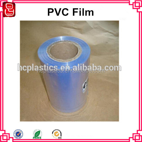 super clear pvc film/soft pvc transparent sheet/plastic sheet rolls clear