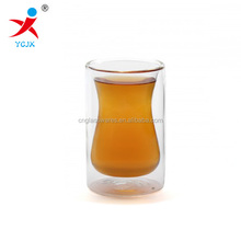 double wall borosilicate glass tea cup /double wall glasswares