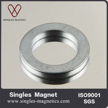 Customized large neodymium ring magnets, Ndfeb Large Speaker Magnets, Ring NdFeb Magnets