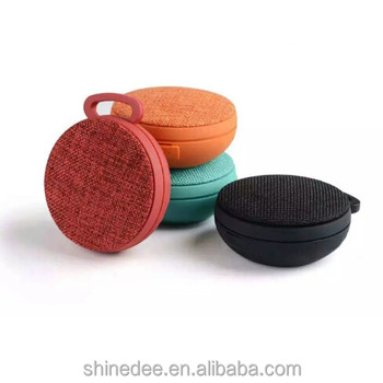 Shinedee Brand Fabric Blue tooth Waterproof Mini SpeakerSP-700BT