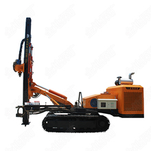 Cheap Hydraulic crawler mounted shallow water well drilling rigs for sale