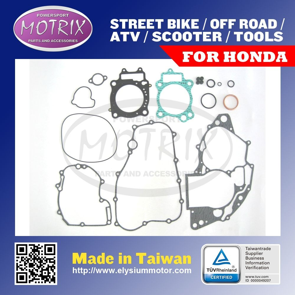 For Honda Off Road Bike CRF250R/X 04-07 COMPLETE SET GASKET