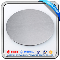 sus304 2b finished stainless steel circle 201 with low price