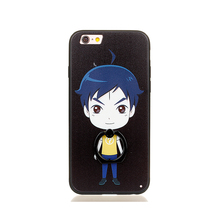 manufacturer cartoon character patterns cell phone cover phone for iPhone 7G