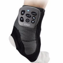 Factory Price Healthcare Fabric Neoprene Ankle Foot Massage Band