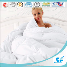 Five star hotel/durable home used White Goose Down comforter/duvet/quilt