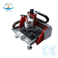 NC-A4040 Hot sell mini 3 axis cnc routers lathe milling machine