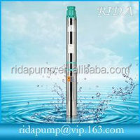 4SDm stainless steel 4hp pump submersible pumps