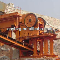 Professional Mineral Industrial Crusher
