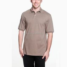 Mens Knitted Short Sleeve bulk Polo Shirt in low price