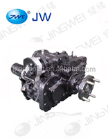 cvt transmission for electric car fit for 20Kw/380V/2000rpm AC motor engine vehicle gearbox assembly