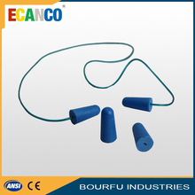 Ear Care Ultra Soft Noise Cancelling Tapered Cord Ear Plugs