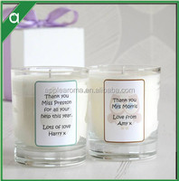 Luxury Aromatherapy Candle Gift Set With Scented Candle Holders