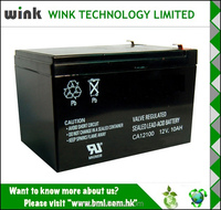 China manufacturer 12v 10ah Backup Power Battery