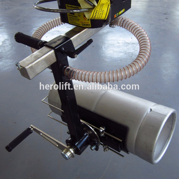 Vacuum tube lifter for drum drum lifter  tube lifter