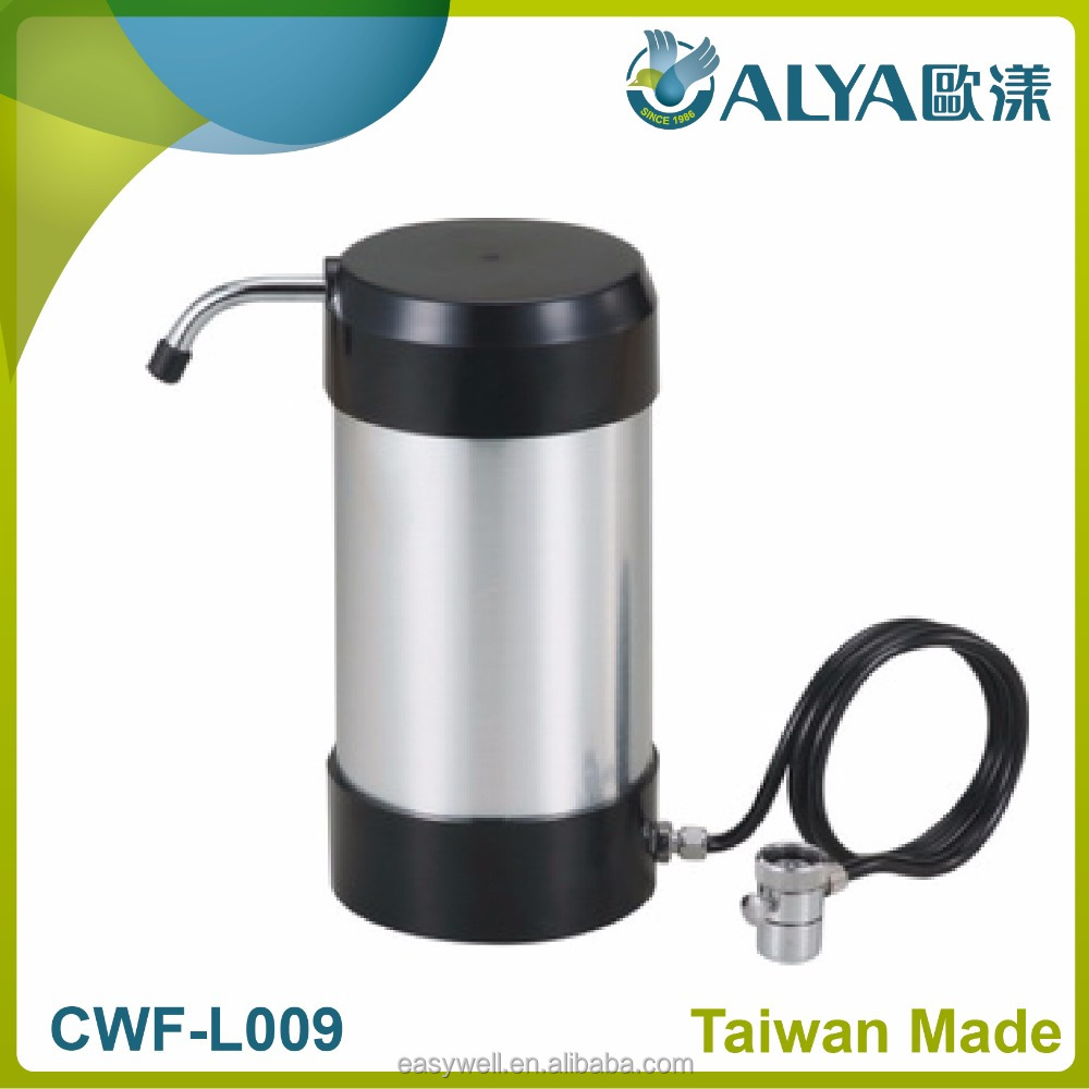 Single Stage Bench Counter Top Tap Water Filter