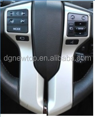 Prado steering wheel Audio&Volume control switch with Bluetooth