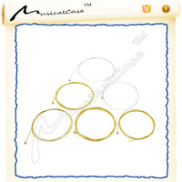 Chinese supplier guitar strings oem