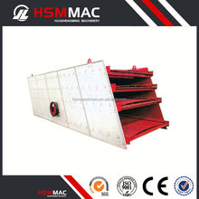 HSM CE Proffesional Screening Equipment Compost Vibrating Screen
