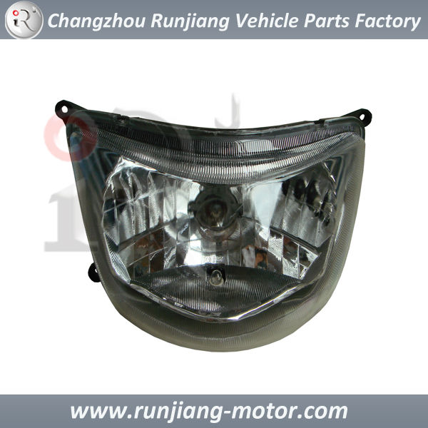 Motorcycle Head Lamp Assy For SUZUKI EN125 2A