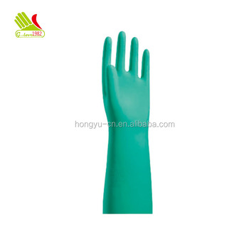 18Mil Thick Puncture Resistant Gloves / Anti Cut and Solvent Resistant Gloves